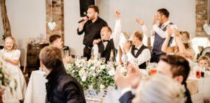 Singing Waiters Yorkshire