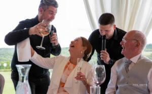 Secret Wedding Singers take over