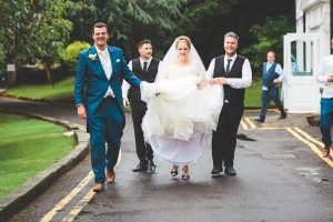 Surprising brides across Yorkshire & UK