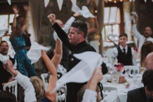 Yorkshire Wedding singing entertainment