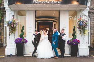 Singing Waiters at The Old Swan Harrogate
