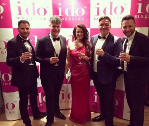 The Undercover Waiters at ido Magazine Awards