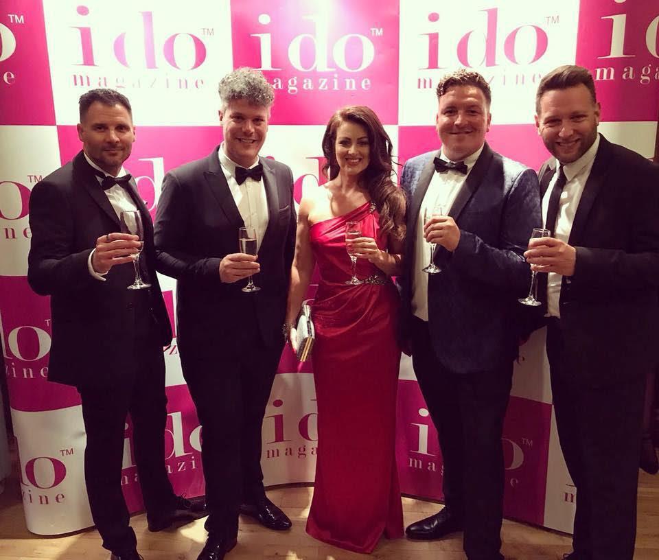 The Undercover Waiters at ido Magazine Awards