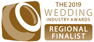 Wedding Industry Awards Finalist 2019