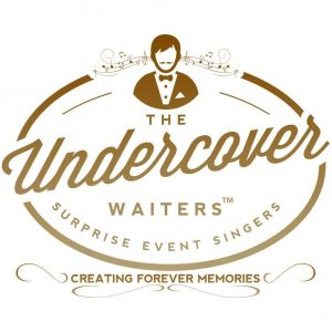 The Undercover Waiters Logo