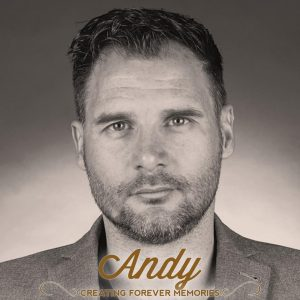 Andy | The Undercover Waiters